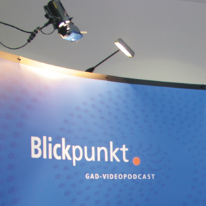 GAD Podcasts Blickpunktreihe